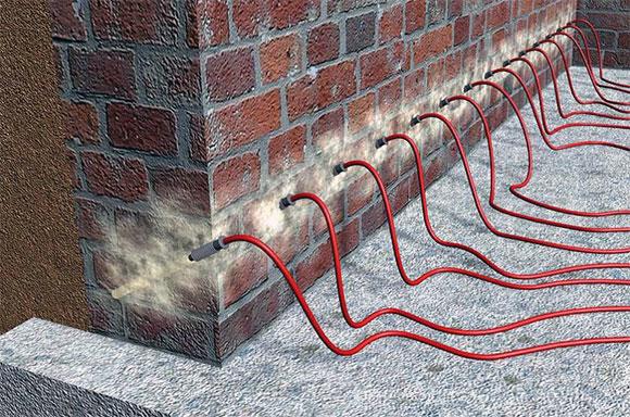 Гидроизоляторы бетона ухода бетона